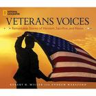 Veterans Voices Hardcover Book