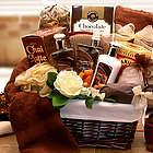 Caramel Indulgence Spa Relaxation Gift Basket