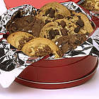 Decadent Cookie Gift Tin
