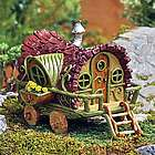 Gypsy Wagon Fairy Cottage