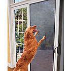 """48"""" Wide Screen Door Pet Protector Kit"""
