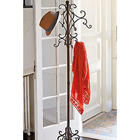 Katarina Wrought Iron Coat Rack