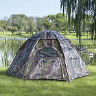 Camouflage Hexagon 3-Person Tent
