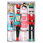 Nutcracker Christmas Cracker Party Gifts
