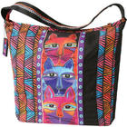 Cats Stack Oversized Shoulder Bag