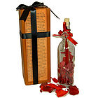 Deluxe Enchanted Love Edition Message Gift Bottle with Chest