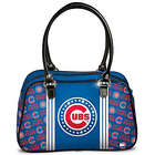 Designer-Style Chicago Cubs City Chic Handbag