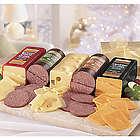 Postpaid Jumbo Sausage and Cheese Gift Box