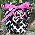 "Monogram Custom 4"" Flower Pot"