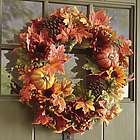 Bountiful, Beautiful Wreath