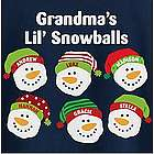 Personalized Lil' Snowballs T-Shirt