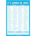 It's Gonna Be Okay Notepad