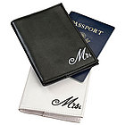 Mr. and Mrs. Passport Covers