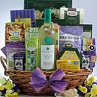 Mother's Day Indulge and Delight Gourmet Wine Gift Basket