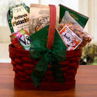 Thoughtful Mini Healthy Snacks Gift Basket