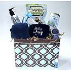 Healing In Progress Cancer Basket for Men