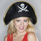 Poly Pirate Hat