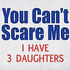 Personalized You Can't Scare Me T-Shirt