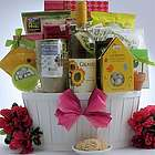 Mother's Day Taste of Spring Gourmet Wine Gift Basket