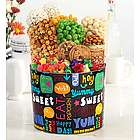 Fun in a Can Snack Gift Tin