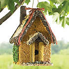 Edible Birdhouse