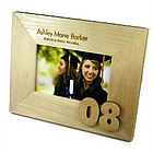 3D Monogram Graduation Photo Frame