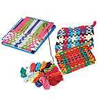 Potholder Loom Kit with Cotton Loops
