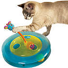 Cheese Chase Cat Toy Station