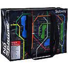 Fantasy Subway Shoulder Bag