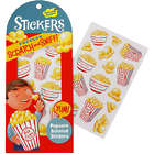 Popcorn Scratch & Sniff Stickers
