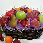 Summer Bountiful Fresh Fruit Basket