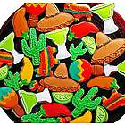 Fiesta Sugar Cookies