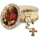 Saint John Paul II Commemorative Amazing Grace Music Box