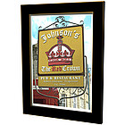 Personalized Red Crown Pub Sign