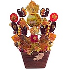 Fall Festival Lollipop Bouquet