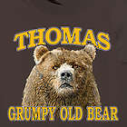Personalized Grumpy Bear T-Shirt