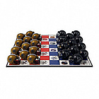 New Orleans Saints Checker Set