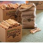 25 Pound Box of Fatwood Fire Starter