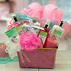 Tickled Pink Spa Bath and Body Gift Set