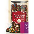 Sending Smiles Mini Milk Chocolate Pretzels