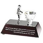 Direction Inspirational Desk Sculpture