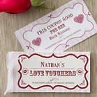 Personalized Create Your Own Romantic Love Coupons