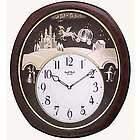 Princess Fantasy Wall Clock