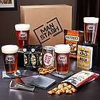 Craft Beer Man Stash Gift Box