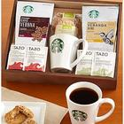 Starbuck's Coffee Break Gift Crate