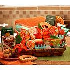 Essential Healing Spa Luxuries Gift Basket