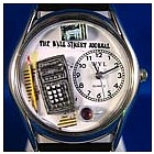 Personalized Accountant Silver Watch