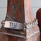 Personalized New York Giants Chunky Chain Bracelet
