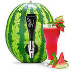 Watermelon to Glass Keg Tap