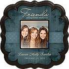 Friends Personalized Date and Location Picture Frame